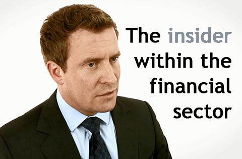 The insider within the financial sector